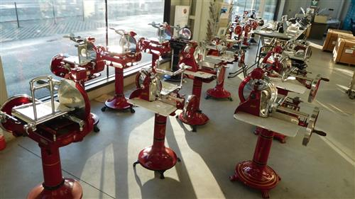 Berkel flywheel collection 1