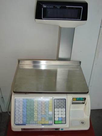 Winkelweegschaal TEC SL 9000 1