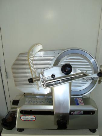 Vleessnijmachine Rheninghaus 1